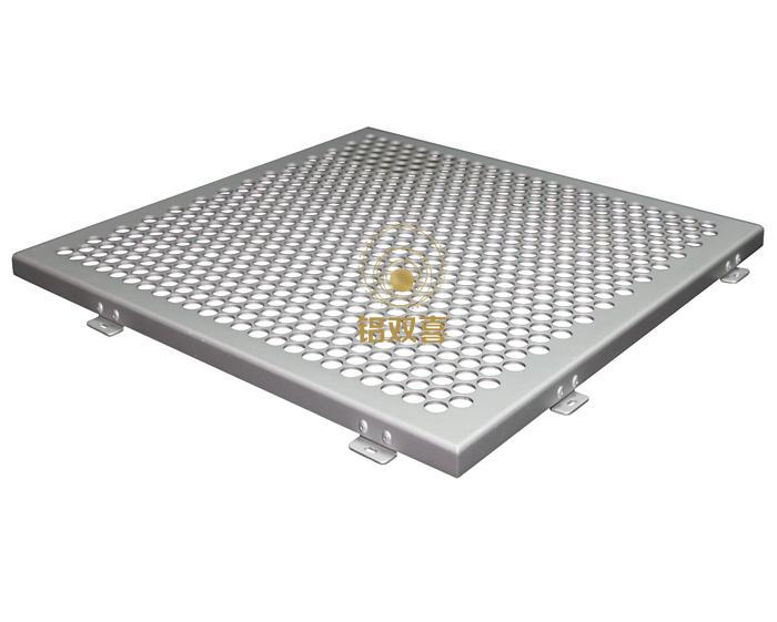 室外氟碳冲孔铝单板