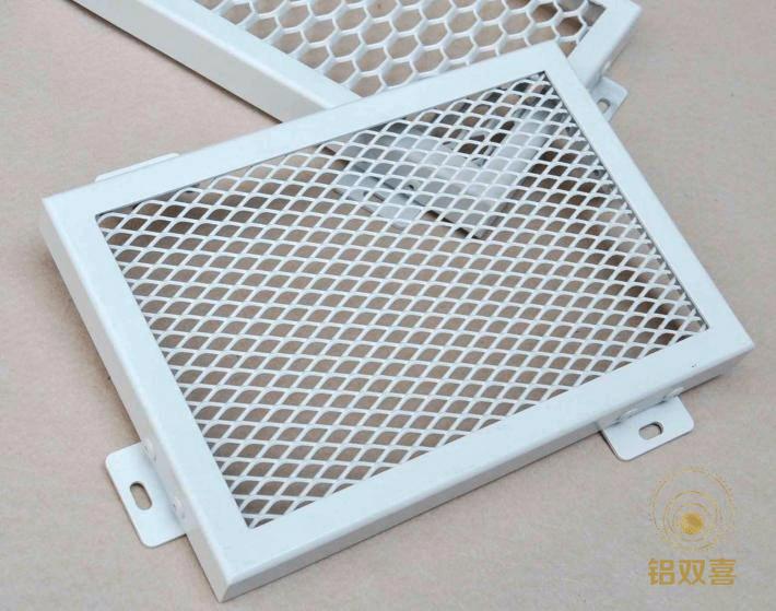 金属拉伸网铝单板